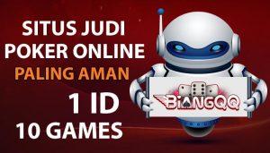 Situs Judi Poker Online Terpercaya Paling Aman